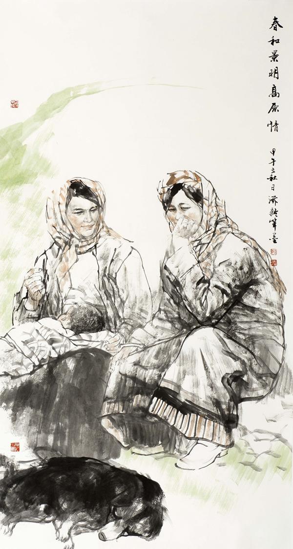 展览名称:2014全国中国画名家(苏州)邀请展